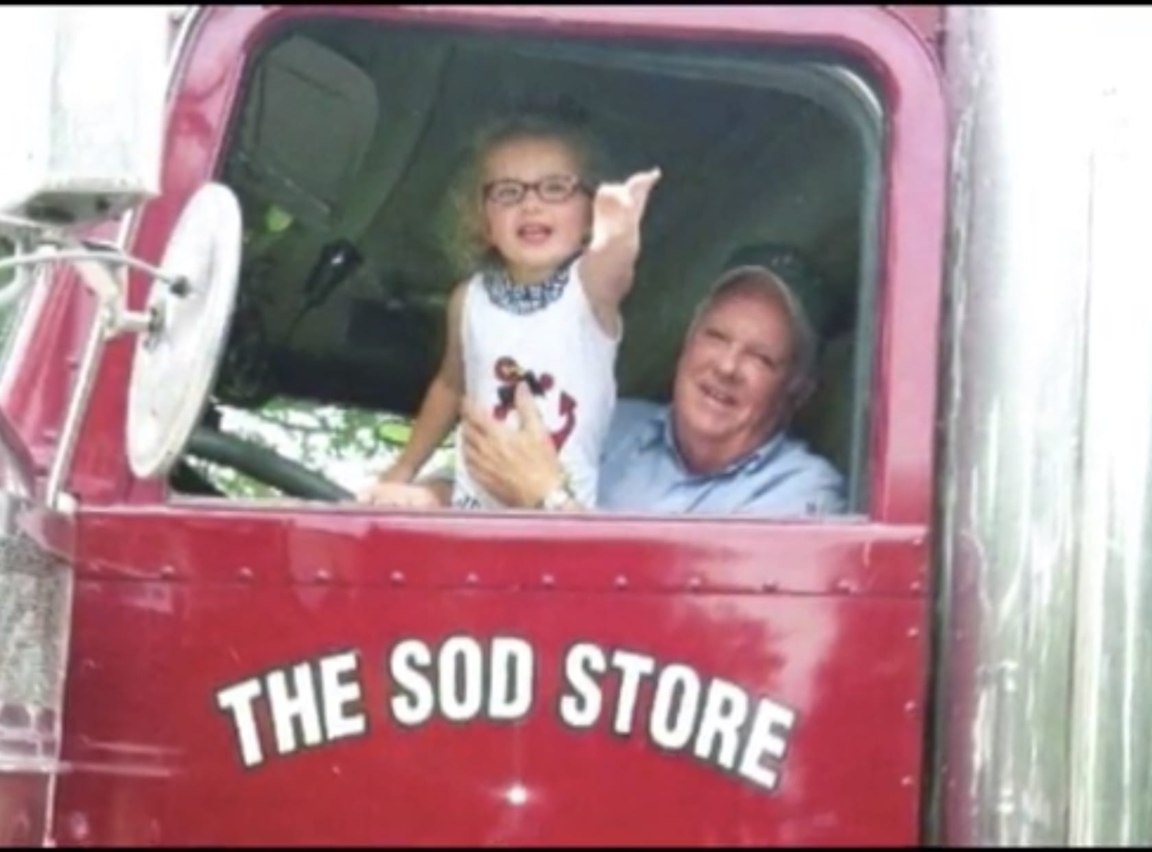 The beginning of sod store